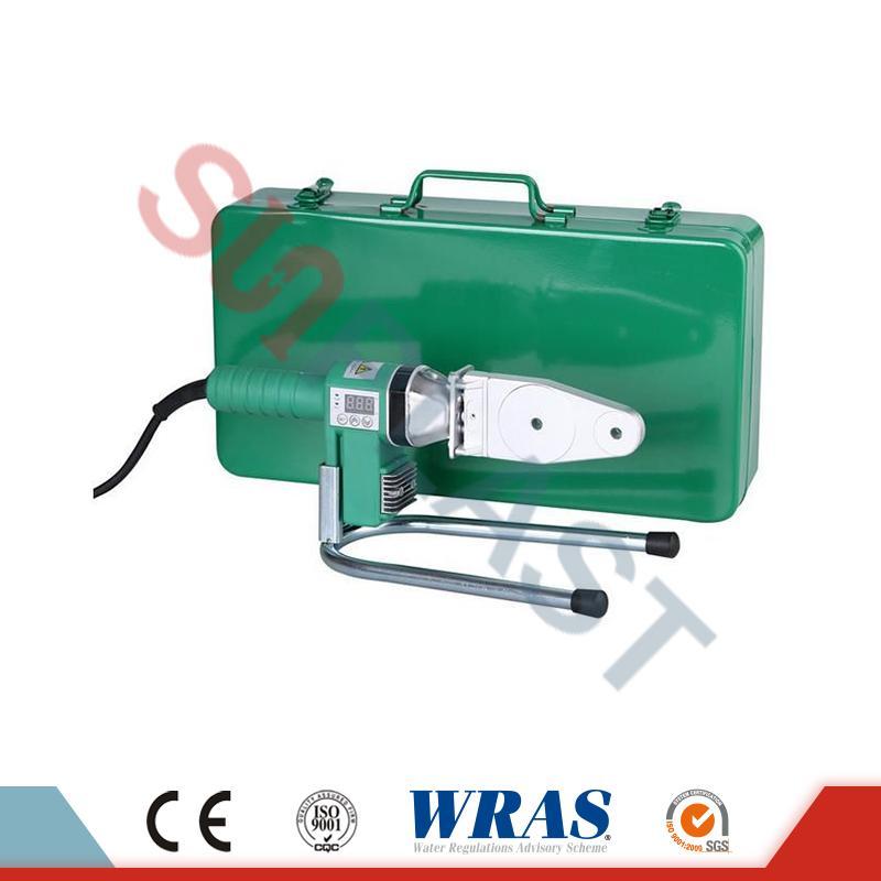 20-63mm Soquete Máquina De Solda De Fusão Para PPR Tubulação & amp; Tubo de PEAD