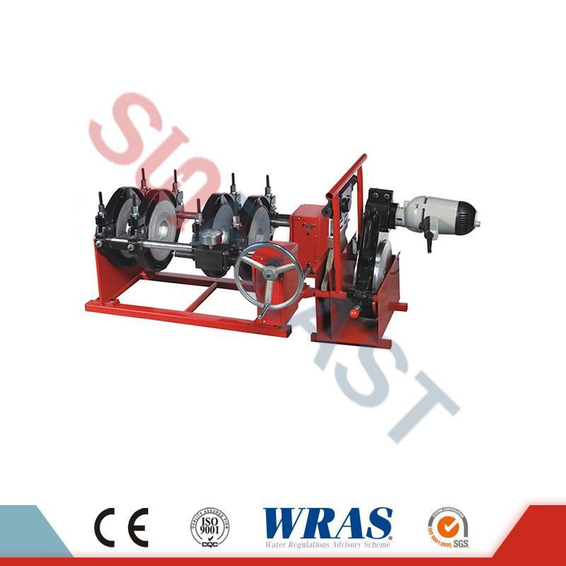 SPL250-4M Máquina de solda manual por fusão de topo