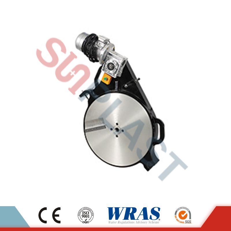 Máquina de soldadura hidráulica da fusão da extremidade de 160-315mm para a tubulação do HDPE