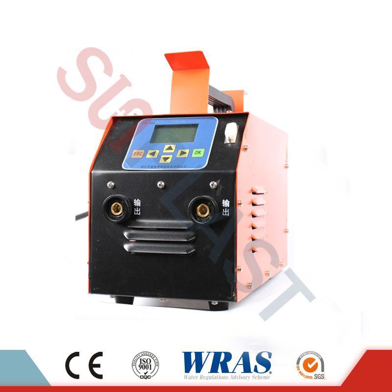 Máquina de solda por eletrofusão SPE315 / 630 HDPE