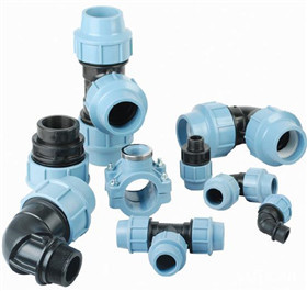 PP Compression Fittings PN16